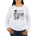 Lincoln's Hat Women's Long Sleeve T-Shirt