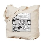 Lincoln's Hat Tote Bag