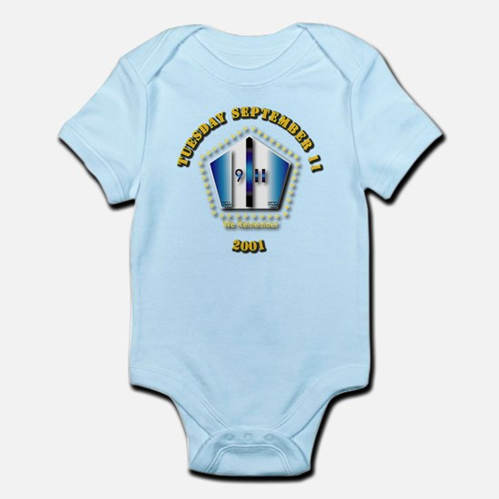 Emblem - 9-11 Infant Bodysuit