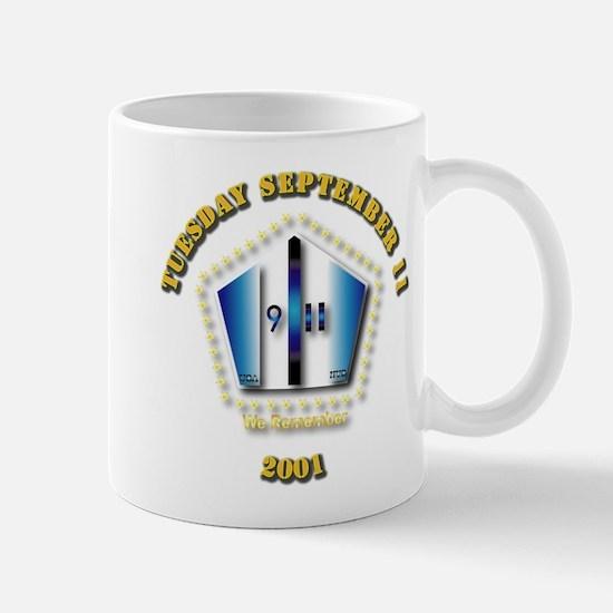 Emblem - 9-11 Mug