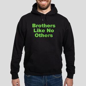 Brothers Like No Others Hoodie (dark)