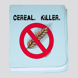 Cereal. Killer. with wheat, gluten free baby blank