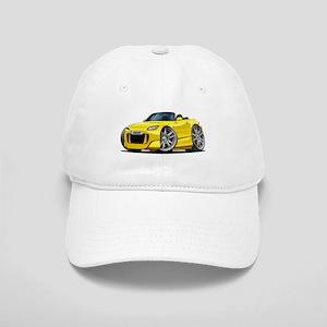 s2000 Yellow Car Cap