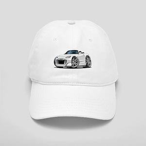 s2000 White Car Cap