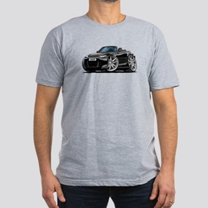 s2000 Black Car Men's Fitted T-Shirt (dark)
