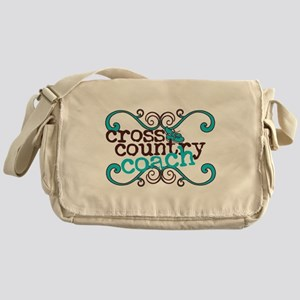Cross Country Coach Messenger Bag
