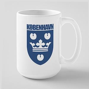 Copenhagen COA 2 Large Mug
