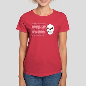 Arrr! Women's Dark T-Shirt
