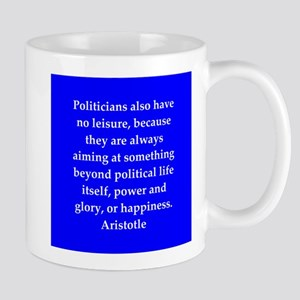Wisdom of Aristotle Mug