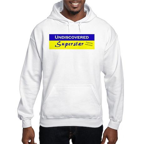 Undiscovered Superstar Hooded Sweatshirt
