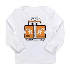 EXPLORER Long Sleeve Infant T-Shirt
