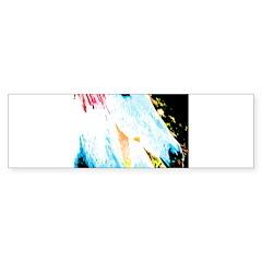 pAINT HORSE Sticker (Bumper)