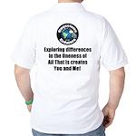 Individuality Golf Shirt