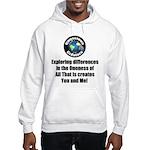 Individuality Hooded Sweatshirt