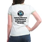 Individuality Jr. Ringer T-Shirt