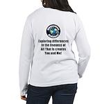 Individuality Women's Long Sleeve T-Shirt