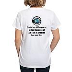 Individuality Women's V-Neck T-Shirt