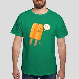 Popsicle Breakup Dark T-Shirt