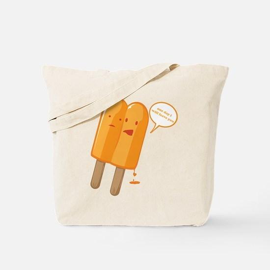 Popsicle Breakup Tote Bag