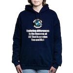 Individuality Women's Hooded Sweatshirt