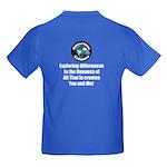 Individuality Kids Dark T-Shirt