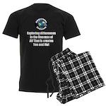 Individuality Men's Dark Pajamas