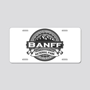 Banff Natl Park Ansel Adams Aluminum License Plate