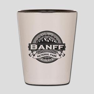 Banff Natl Park Ansel Adams Shot Glass