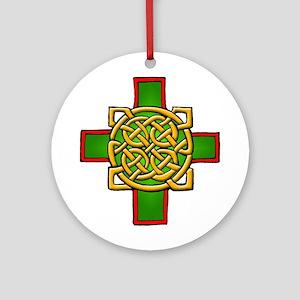Cumann na Gaeilge i mBoston Ornament (Round)