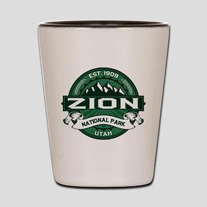 Zion Forest Shot Glass