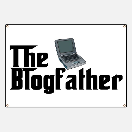 The Blogfather Banner