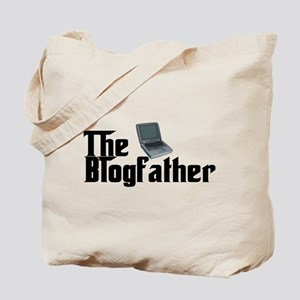 The Blogfather Tote Bag