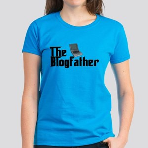 The Blogfather Women's Dark T-Shirt