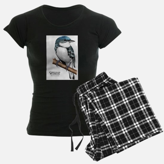 Cerulean Warbler pajamas