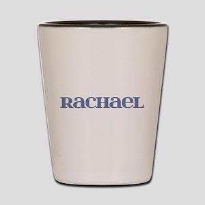 Rachael Blue Glass Shot Glass
