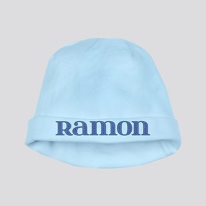 Ramon Blue Glass baby hat