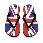 UNION JACK UK BRITISH FLAG Flip Flops