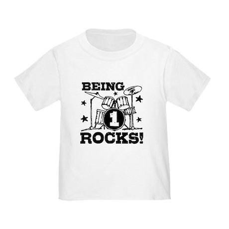 Cute 1st Birthday Toddler T-Shirt