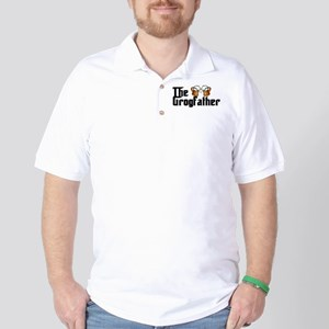 The Grogfather Golf Shirt