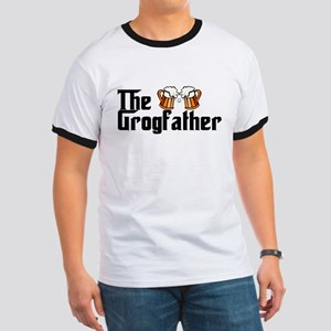 The Grogfather Ringer T