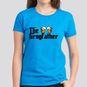 The Grogfather Women's Dark T-Shirt