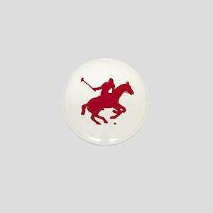 POLO HORSE Mini Button