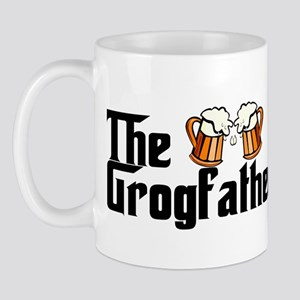 The Grogfather Mug