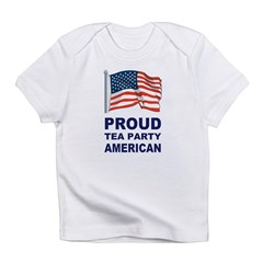 Tea Party American Infant T-Shirt