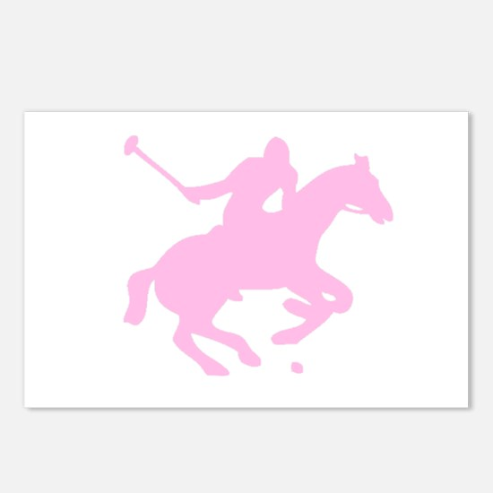 POLO HORSE Postcards (Package of 8)