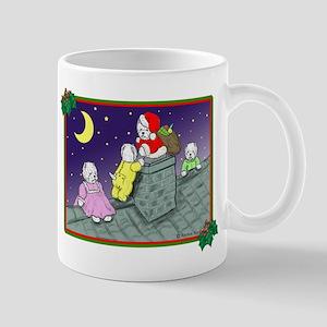 Christmas on the Roof Mug
