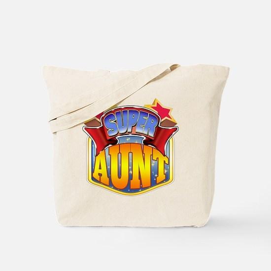 Super Aunt Tote Bag