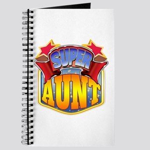Super Aunt Journal
