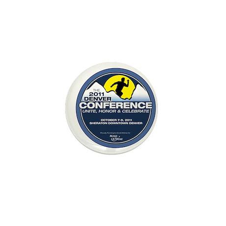 2011 Denver Conference Mini Button (10 pack)