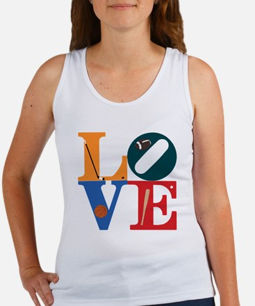 Love Philly Sports Women's Tank Top